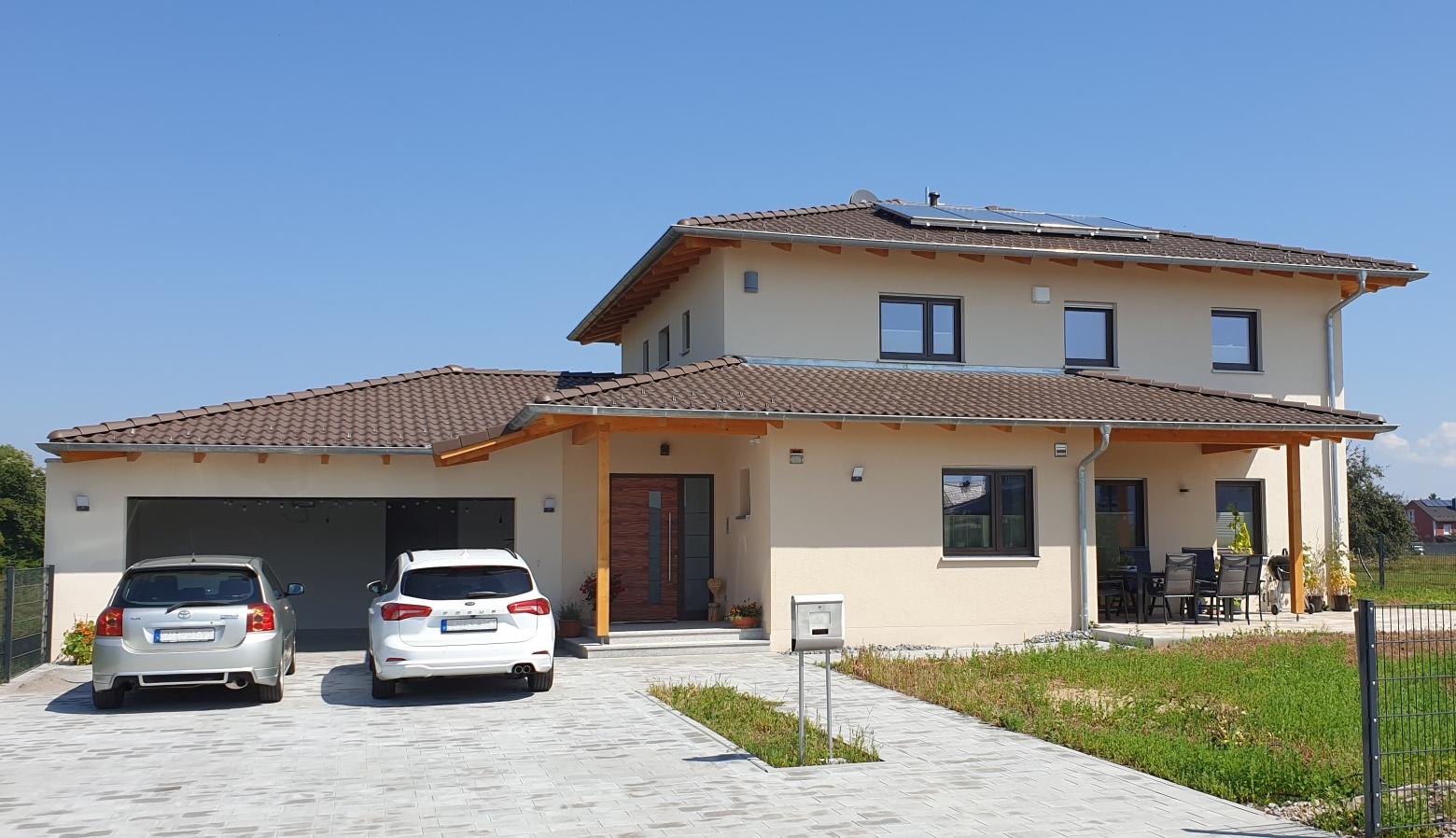 Neubau Einfamilienhaus – Einbruchmeldeanlage, mechanische Sicherungsmaßnahmen an Fenstern und Türen